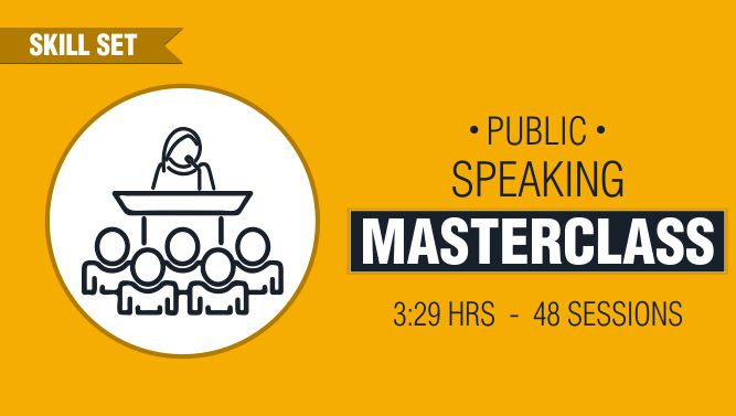Achieve Big In Career by Enhancing Public Speaking