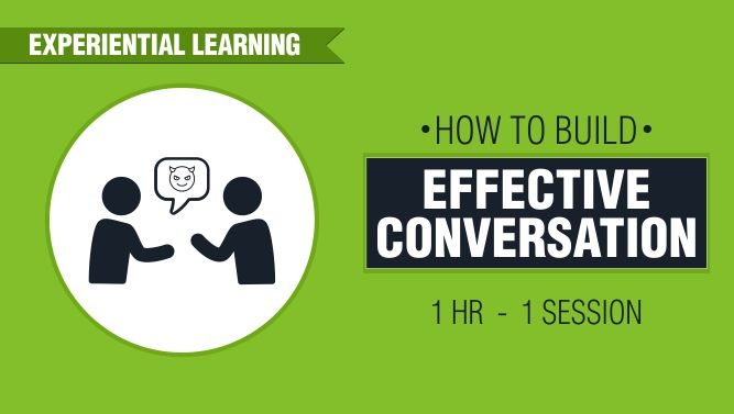 How to Build Effective Conversation