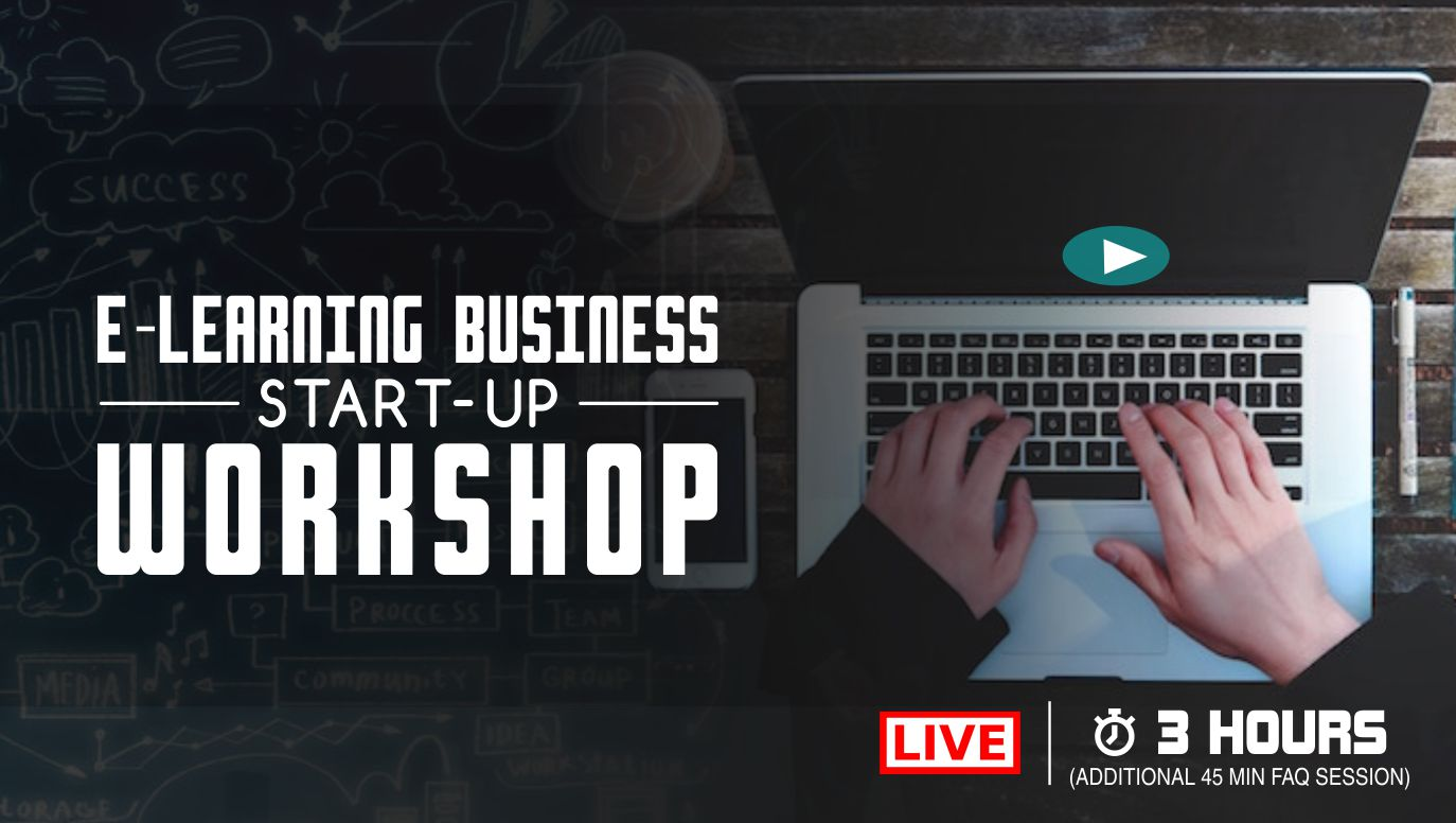 E-Learning business Start-up Workshop