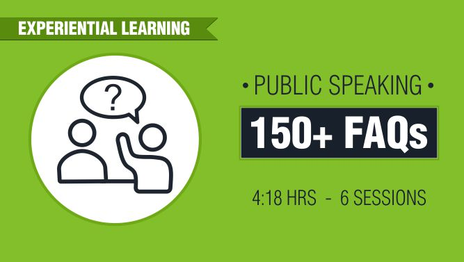 150+ Public Speaking FAQs