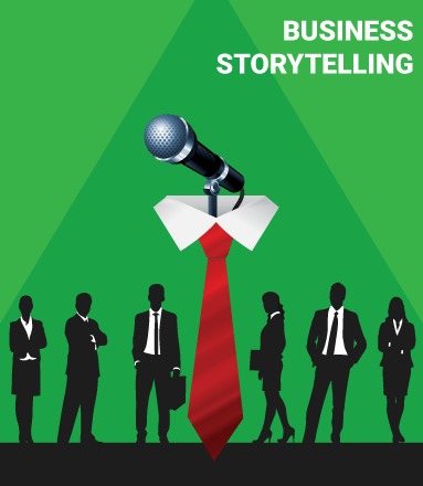 Business Storytelling Skills - Unlock a Hidden Gem to Achieve Big In Your Career