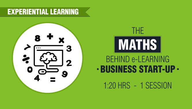 The Maths Behind e-Learning Business Start-up